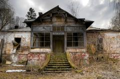 Stock Photo of old house