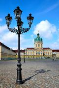 Stock Photo of schloss charlottenburg
