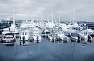 Stock Illustration of harbor