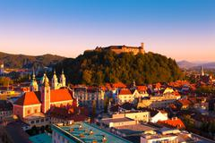 Ljubljana, Slovenia - stock photo