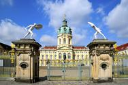 Stock Photo of charlottenburg palace