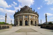 Stock Photo of bode museum in berlin