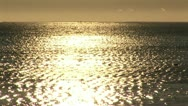 GOLDEN SEA Stock Footage