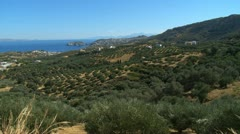 Crete75OrmosAg.Pelagias Stock Footage