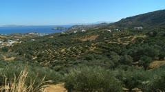 Crete74OrmosAg.Pelagias Stock Footage