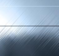 stainless steel background - stock illustration