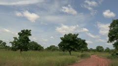 Burkina Faso: African Roads Stock Footage