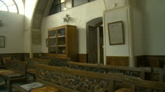 Crete Chania Synagogue Stock Footage