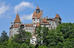 Stock Photo of bran castle