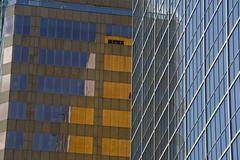 Modern glass building, vancouver, british columbia, canada Kuvituskuvat