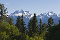Mount revelstoke national park, british columbia, canada Stock Photos