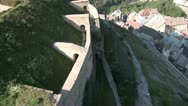 Stock Video Footage of 20080621-Briancon-Fort-Vauban