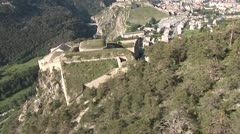 20080621-Briancon-Fort-Vauban Stock Footage