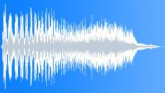 Accelerating scifi turbine - sound effect