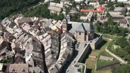 Stock Video Footage of 20080621-Briancon-Vieille ville