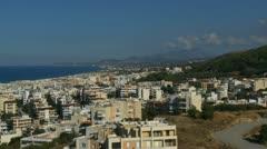 Crete Rethymnon Stock Footage