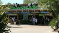 World Famous San Diego Zoo 4 Stock Footage