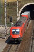 Stock Photo of austrian federal railways europe local traffic