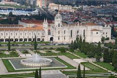Stock Photo of abbey basilica continent europe european photo