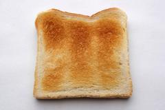 Art bakery bread disc eat grain product health Stock Photos
