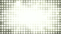 Disco Wall (25fps) Stock Footage