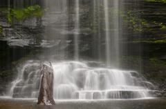 Harrison Wrights Falls Stock Photos