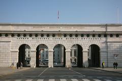 Austrian europe european hofburg state wien Stock Photos