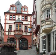 bernkastel-kues - stock photo
