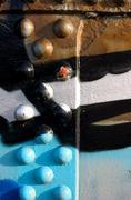 Art väri graffiti maali koriste säiliö niitit Kuvituskuvat