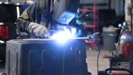 Stock Video Footage of Welding