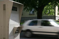 viranomainen autovarkauksien demokratian näyttö apurahan - stock photo
