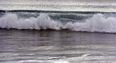 beach bay beam beautiful blow brilliance coast - stock photo