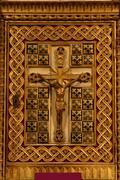 Altar belief catholic christ church religion st. Stock Photos