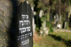 belief cemetery central church religion eternity - stock photo