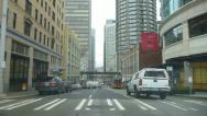 Stock Video Footage of Driving Downtown Seattle 2013