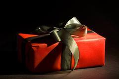 Häät muoti syntymäpäivä paperissa bow vihreä mieliala Kuvituskuvat