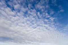 cloud mood clouds sky cloudy airy celestial - stock photo