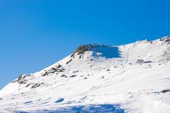 Mountain. Stock Photos