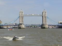 Stock Photo of Tower Bridge, London