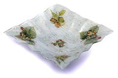 salad dishware - stock photo