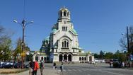 Stock Photo of St Alexander Nevsky Cathedral, Sofia