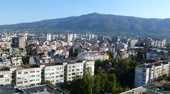 Vitosha Mountain, Sofia , Bulgaria - stock photo