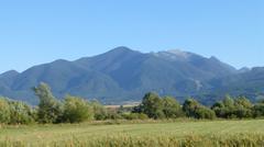 Stock Photo of Rila Mountain
