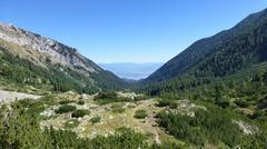 Pirin National park, - stock photo