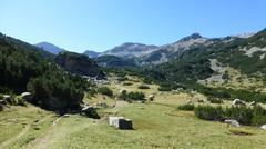 Stock Photo of Pirin National park