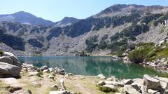 Stock Photo of Vihren Mountains, Bulgaria