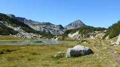 Pirin National Park Stock Photos