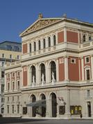 vienna austria city trip culture landmark - stock photo