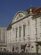 music house art vienna concert deco austria hall - stock photo