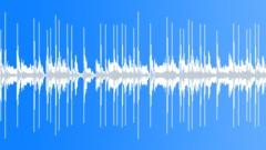 R n B Groove - 8 second funk loop Stock Music